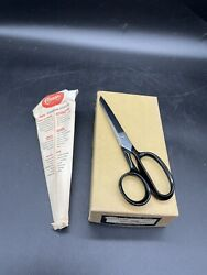 """Clauss 6"""" Straight Trimmers Scissors 3216 - Box / Lot Of 6 Brand New Pairs"""