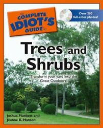 Complete Idiots Guide To Trees And Shrubs Book