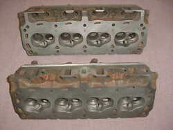 66 Ford Mustang Cobra 289 Cylinder Heads 1966 Dated 5m2 And 5m3 Gasser Trog Ratrod
