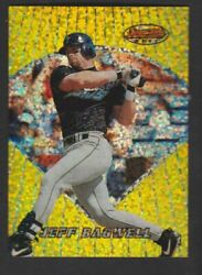 1996 Bowmanand039s Best Previews Atomic Refractor 16 Jeff Bagwell Astros Sp