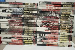 Time Life World War Ii Complete Set Of 39 History Books Ww2 1976