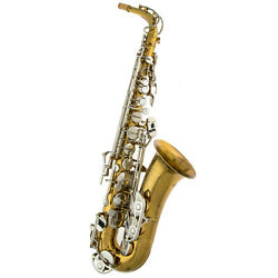 Pre-owned Bundy Series Ii Alto Saxophone 817049 - Repadded Perfect Ships Free