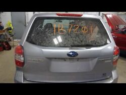 Trunk/hatch/tailgate Without Spoiler Fits 15-17 Forester 924437