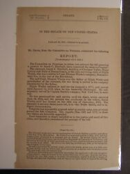 Government Report 1890 Elijah Weeks Soldier In Captain Thomas Weeksand039s Co Ma Line
