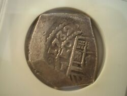 1732 F Mexico 8 Reales Cob 8r Spanish Colonial Silver Coin Ngc - Vf 30