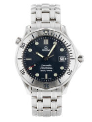 Free Shipping Pre-owned Omega 2251.80 Seamaster 300m Japan Limited