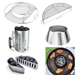 Bbq Replacement Cooking Grate Whirlpool Char-basket For Weber Charcoal Grills