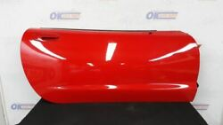 98 Chevy Corvette C5 Oem Front Right Passenger Power Door Assembly Torch Red 70u