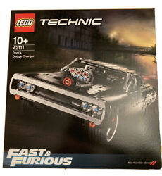 Lego Technic 42111 Domandrsquos Dodge Charger Fast And Furious V8 Schwarz Neu Ovp