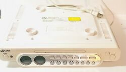 Gpx Under Cabinet Cd Radio Tested Works Perfect No Remote, No Screws