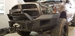 24129t Go Rhino Br5.5 Front Bumper Replacement
