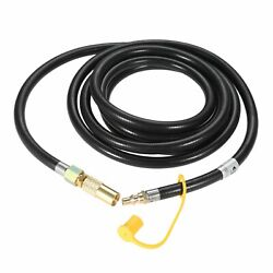 12ft Propane Hose Quick Connect Extension Fit For Coleman Roadtrip Lxe Grill