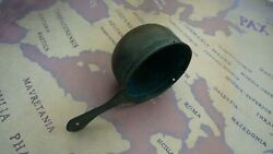 Unique Ancient Roman Legionary Patera Military Cooking Pan Food Cooking Tool