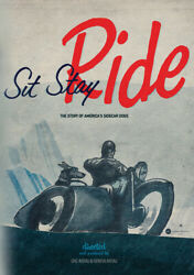 Sit Stay Ride Story Of America's Sidecar Dogs [used Very Good Dvd]