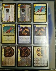Harry Potter Tcg Trading Card Game Quidditch Cup Expansion 80/80 English Uk M/nm