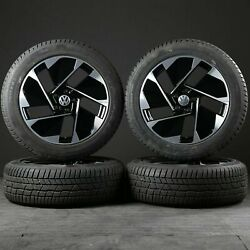 18 Inch Winter Tyres Vw Id.3 E11 East Derry Alloy Wheels 10a601025c