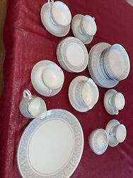 Imperial China W Dalton 5671 Whitney Made In Japan