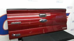 14 Ford F150 Complete Oem Tailgate Assembly With Camera And Step Red