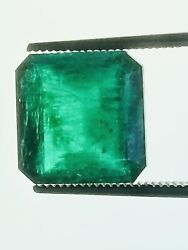 Emerald From Brazil 7.6 Carats - Free Shipping