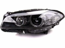 Left - Driver Side Headlight Assembly For 2012-2013 Bmw 528i Xdrive H733xr