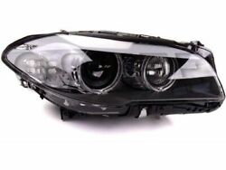 Right - Passenger Side Headlight Assembly For 2012-2013 Bmw 528i Xdrive J516mh