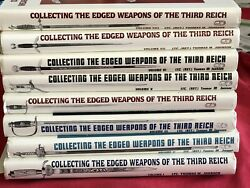 Collecting The Edged Weapons Of The Third Reich - 8 Vol - Ltc. T.m. Johnson -