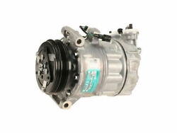 A/c Compressor For 2012-2016 Volvo S60 2.5l 5 Cyl 2013 2014 2015 K499yz