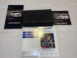 2011 Dodge Caliber Owners Manual Kit With Case L121