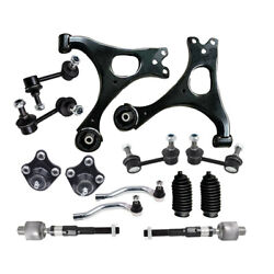 Lower Control Arm Ball Joint Sway Bar Kit For Honda Civic Non-si Model 2006-2011