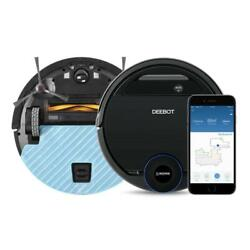 Ecovacs Deebot Ozmo 937 2-in-1 Vacuuming And Mopping Wi-fi Connected Robot