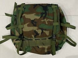 Molle Ii Large Rucksack Woodland Camo Pack Only