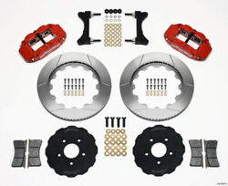 140 9285 R Fnsl6r Front Hat Kit 14.00in