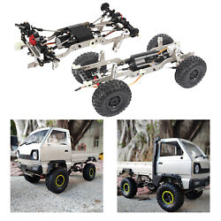 1set Rc Car Chassis Rc Car Replace Parts Accessory Durable Practical