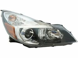 Right Headlight Assembly For 2013-2014 Subaru Outback Q128qv