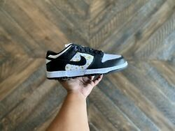 Nike Sb Dunk Low Supreme Black Men's Size 8 Dh3228-102 In Hand-ready To Ship