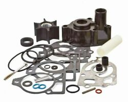 Mercury Mariner Water Pump Kit With Housing 46-96148a 8 135-200hp 18-3517