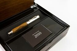 Faber Castell Pen Of The Year 2010 Walnut Wood Ltd Edition