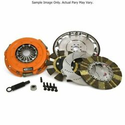 Centerforce 413114805 Dyad Ds 10.4 Clutch And Flywheel Kit New