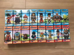 Dragon Ball Kai World Collectible Wcf Figure Vol.1 2 All 8 Types New