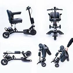 New 3-wheel Mobility Scooterandndashlightweight And Portable Electric