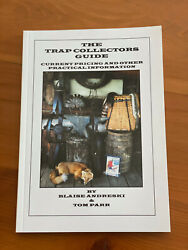 Trap Collectors Price Guide Trapping Fur Co Newhouse Book Fur Trade