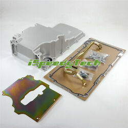 Oil Pan 302-2 3.6and039and039 For 55-87 Gm Chevy Camaro Nova 4.8 5.3 6.0 6.2l Ls1 Ls6 Ls2