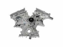 Lower Timing Cover For 2007 Toyota Sienna P254qz Oe Solutions