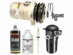 Front And Rear A/c Compressor Kit For 1987-1988 Chevy V20 Suburban D522jb