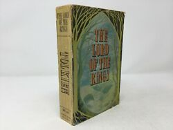 The Lord Of The Rings 3-in-1 Edition By J.r.r. Tolkien Pb First 1st Good 1968