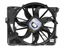 A/c Condenser Fan Assembly For 2007-2013 Bmw 328i N51b30a 2008 2009 2010 K245xd
