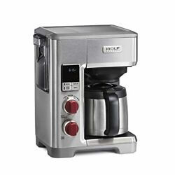 Programmable Coffee Maker System With 10 Cup Thermal Carafe Precision Technology