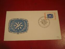 Belgium - 1967 International Tourism - First Day Cover - Excellent Condition
