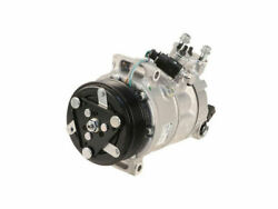 A/c Compressor For 2017-2018 Vw Passat 3.6l V6 G139xh New W/ Clutch
