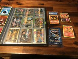Pokemon Xy Evolutions Complete Master Set All Charizards Reverse Holos + Promos